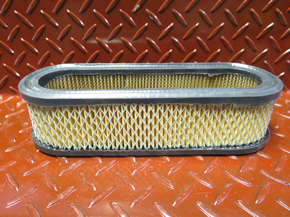 Lawn Mower Air Filter : Briggs and stratton lawn mower air filter cleaner hp