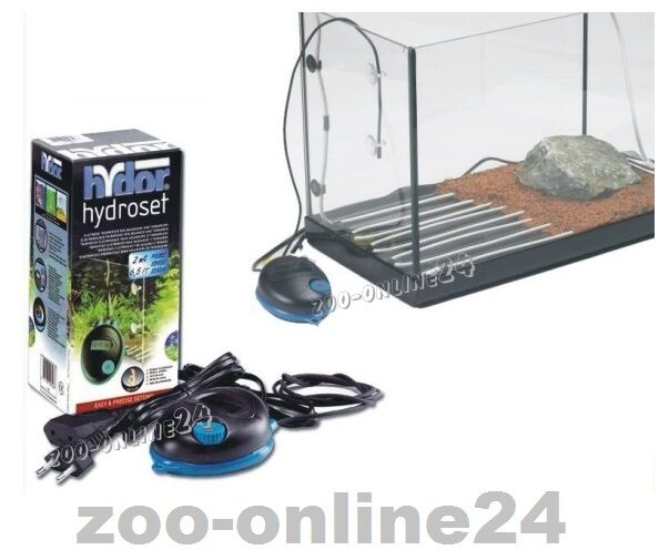 hydor thermostat temperatursteuerung aquarium terrarium. Black Bedroom Furniture Sets. Home Design Ideas