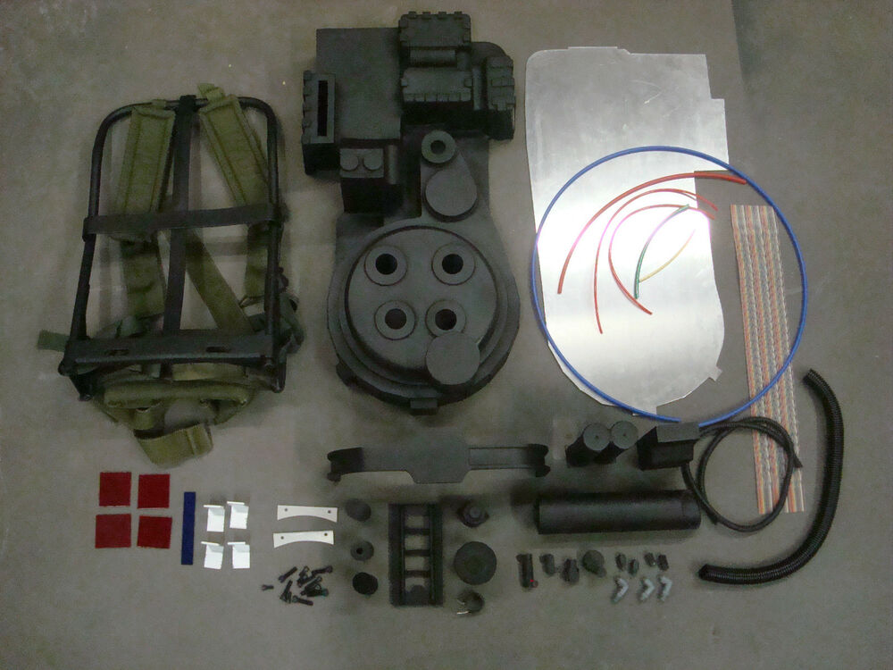 Ghostbusters Proton Pack Starter Kit Get Ready For