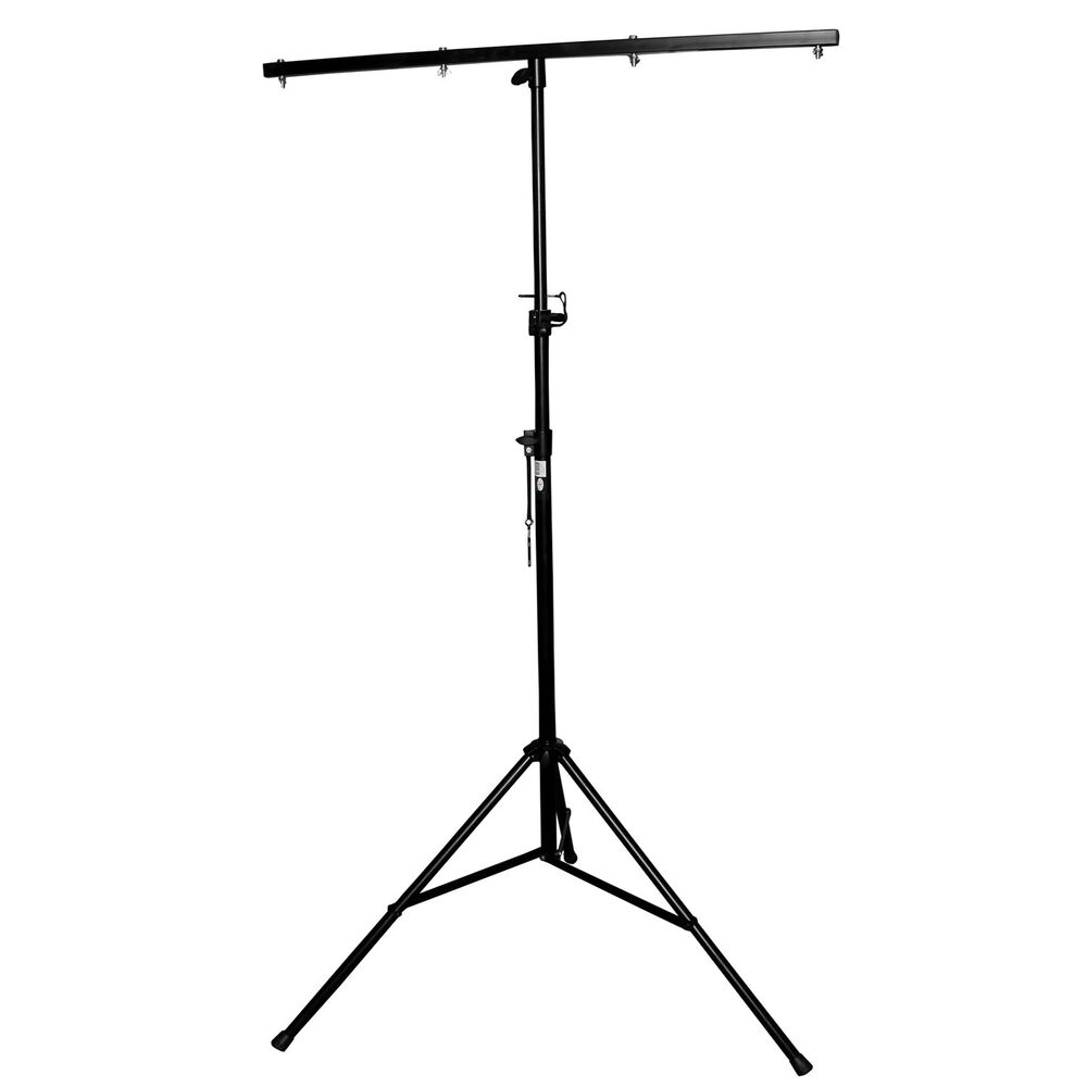 9ft lighting tripod pro dj dance t bar stand truss led for Stand pub
