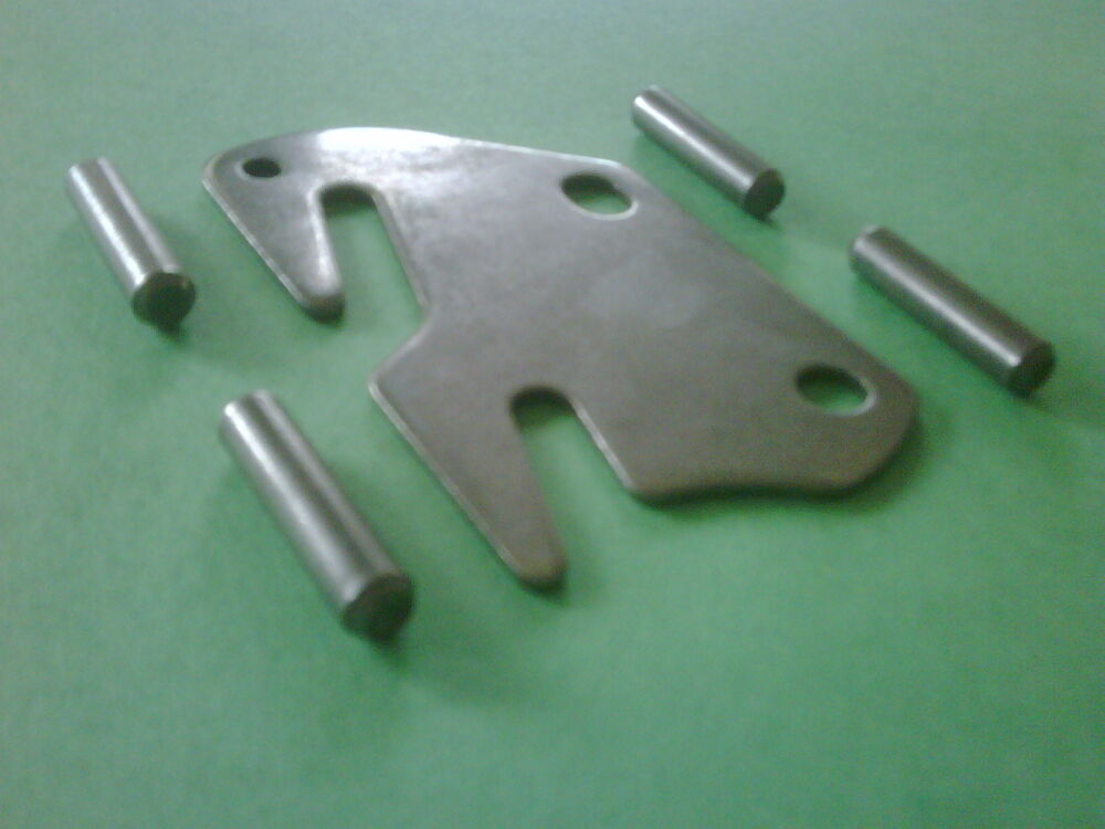 Bed Rail Hook Bracket Claw Type With Pins Set Of 4 Ebay
