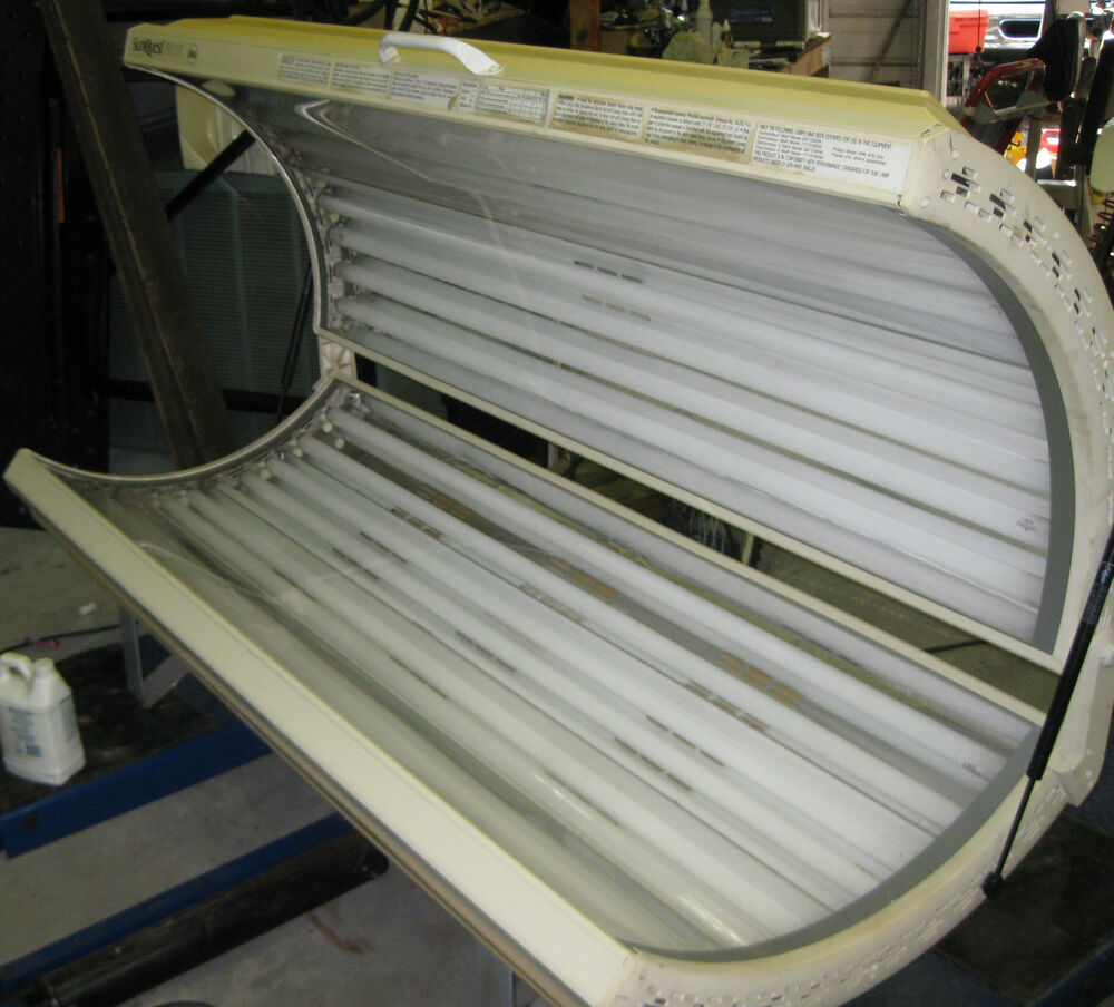 Wolff Sunquest Pro 20s Tanning Bed Ebay