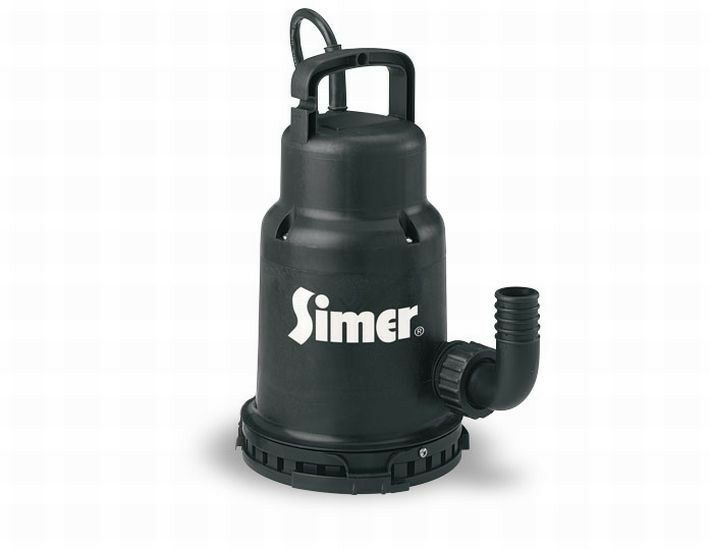 Pentair 2430 1 3 Hp Submersible Utility Pond