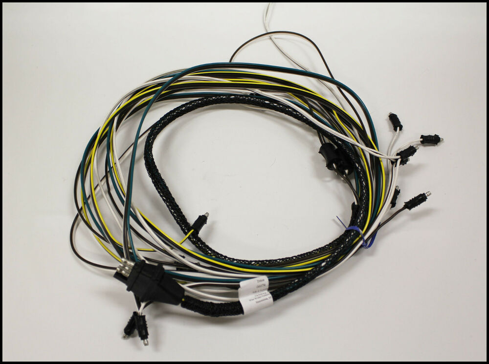 Wiring Harness For Triton Trailer : Triton atv wire harness ebay