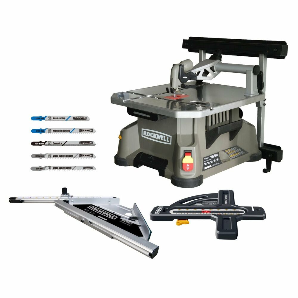 Rockwell Rk7322 Bladerunner Combo Kit With Circle Cutter