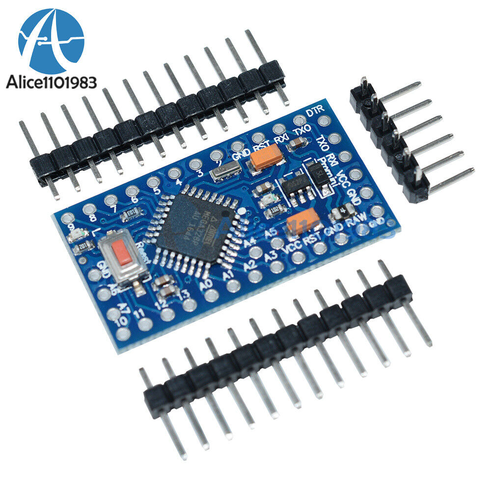 Redesign pro mini atmega v m replace