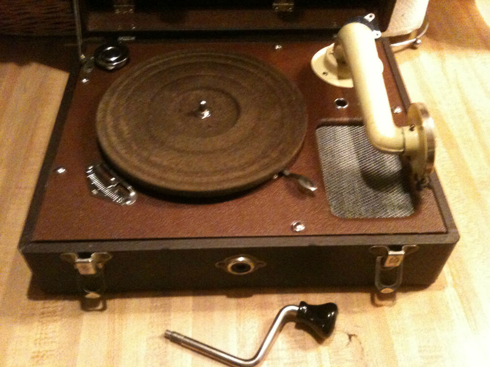 Changes in the phonograph