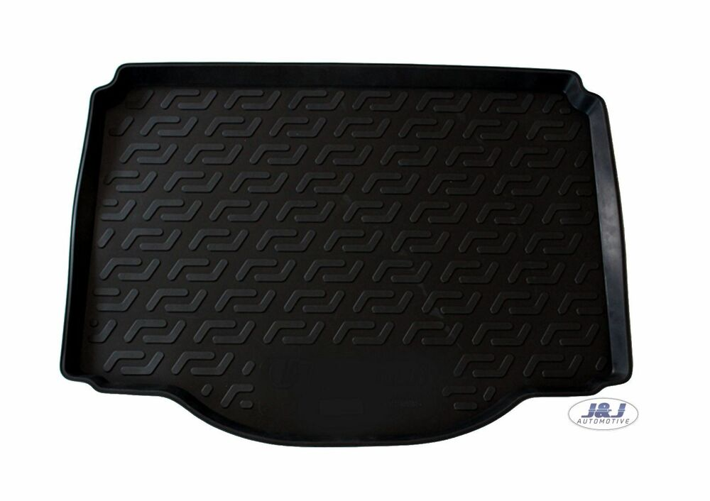 Tailored Rubber Boot Liner Mat Tray Protector Vauxhall