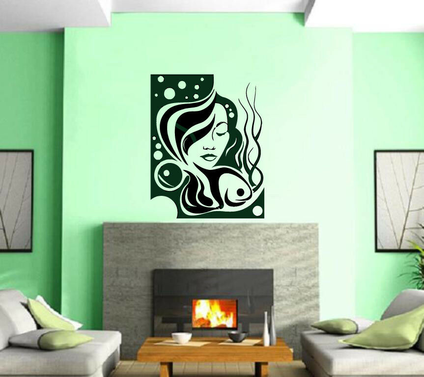beauty salon wall art joy studio design gallery best design. Black Bedroom Furniture Sets. Home Design Ideas