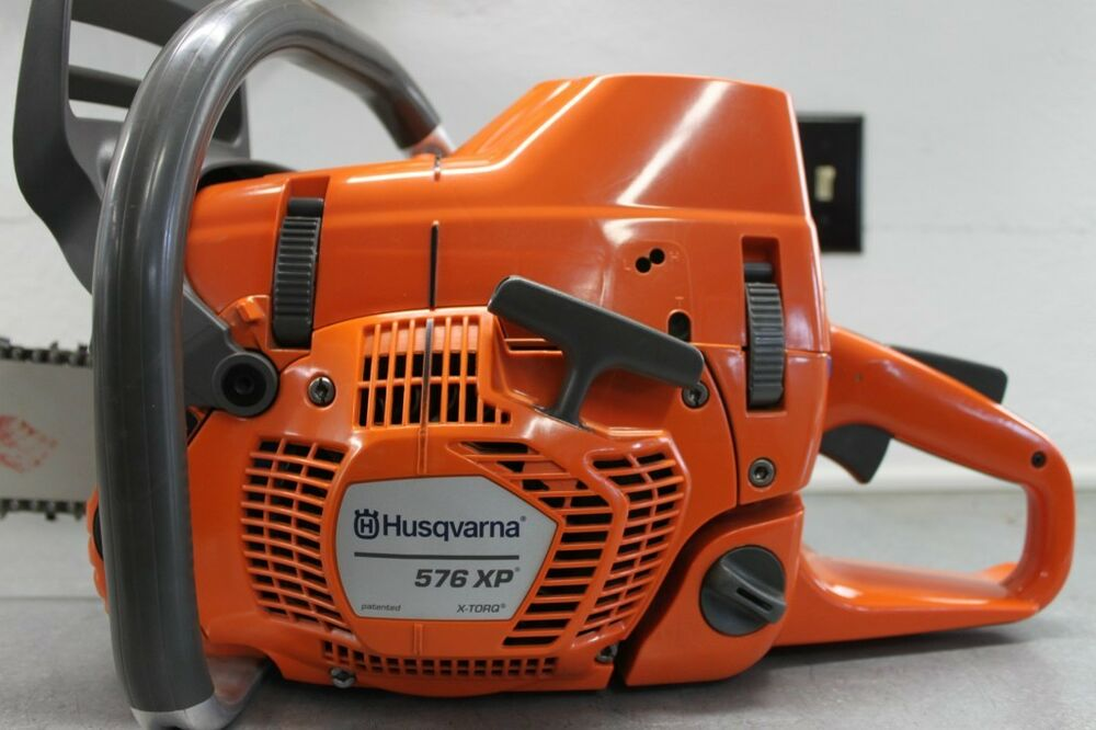 Husqvarna 576 xp chainsaw nice 346 371 372 385 390 395 for Comparatif debroussailleuse stihl husqvarna