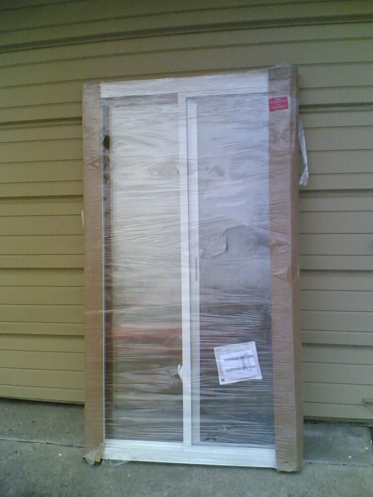 Brand New Nice Reliabilt White Vinyl House Slider Window