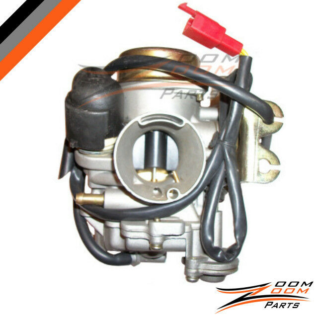 GY6 Performance 30mm Carburetor 150cc Scooter Moped GoKart ...