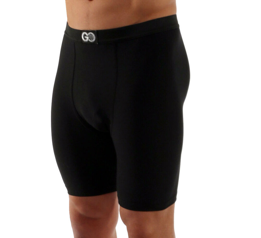 Men's Compression Running Shorts,antimicrobial, wicks ...