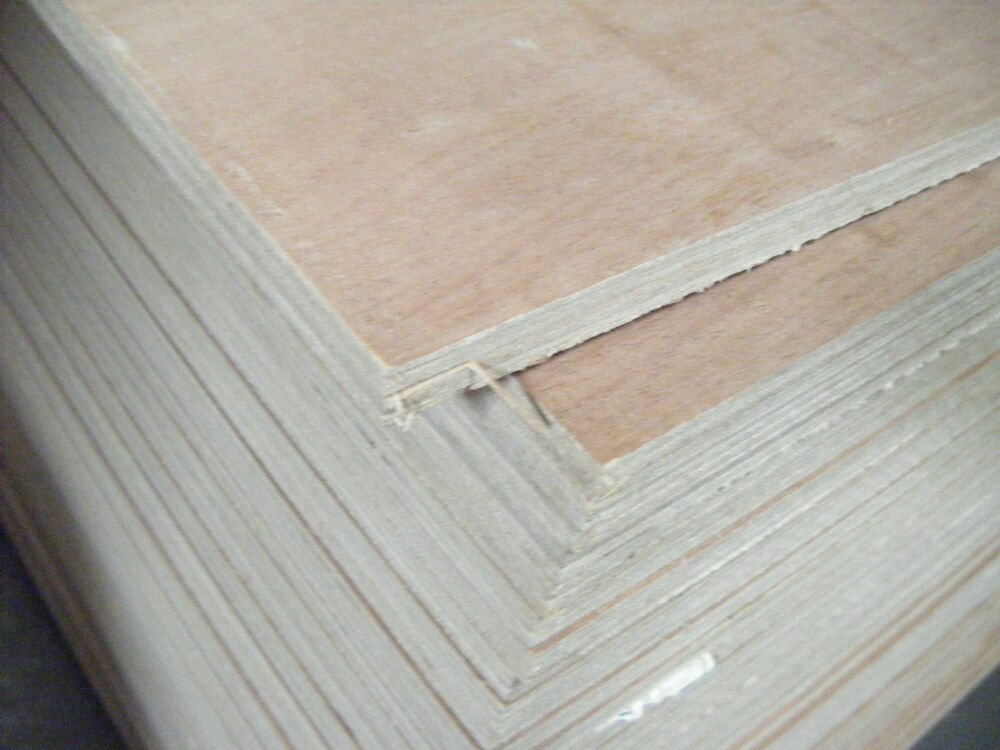 Hardwood Q Mark Plywood B Bb Wbp Ce2 Fsc 2440mm X 1220mm Various Thicknesses Ebay