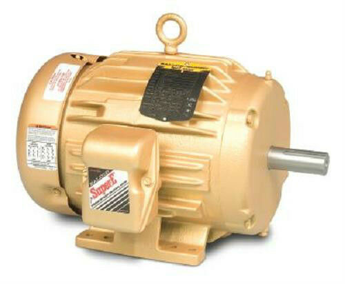 Em2334t 8 20 Hp 1765 Rpm New Baldor Electric Motor Ebay