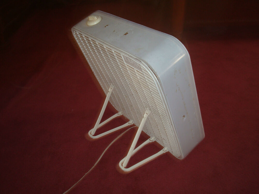 Box Fan Portable Stand No Fan Included Only The White Clip