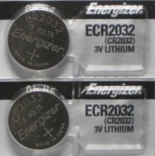2 energizer lithium ecr2032 cr2032 cr 2032 3v batteries ebay. Black Bedroom Furniture Sets. Home Design Ideas