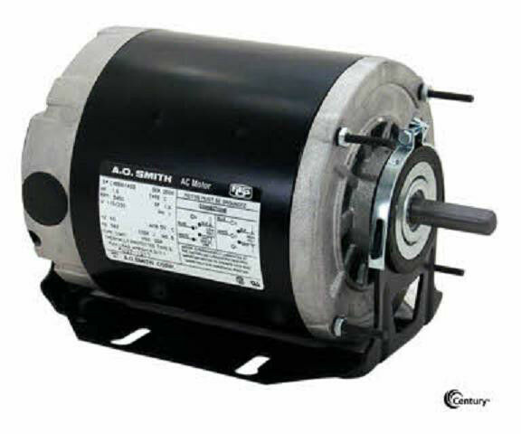 Gf2054d 1 2 hp 1725 rpm new ao smith electric motor ebay for 2 rpm electric motor