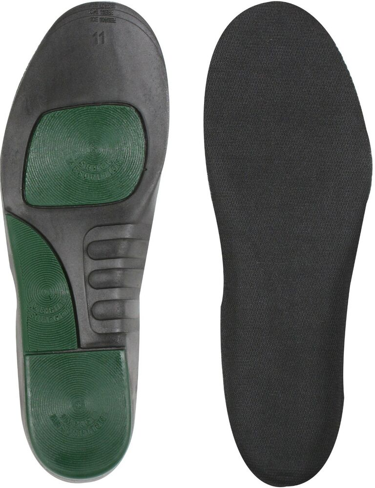 black shoe insoles of foot relief