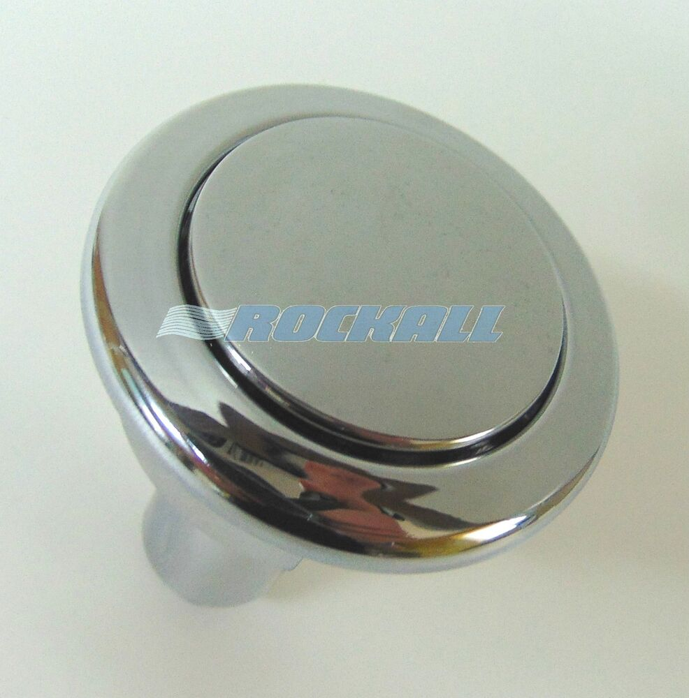 siamp 33a single flush button chrome push button toilet