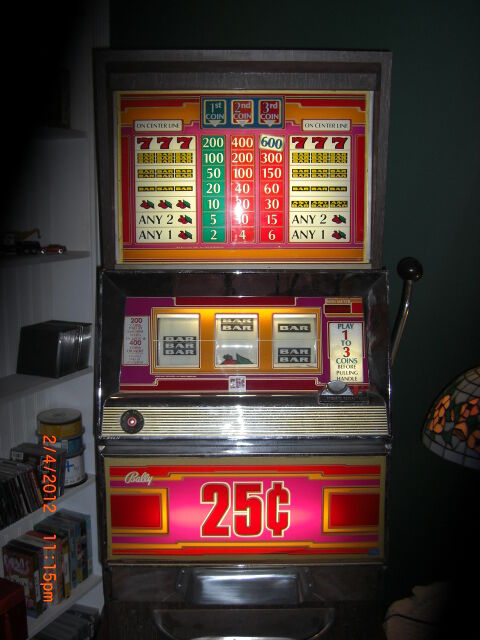 Are online slot machines legal