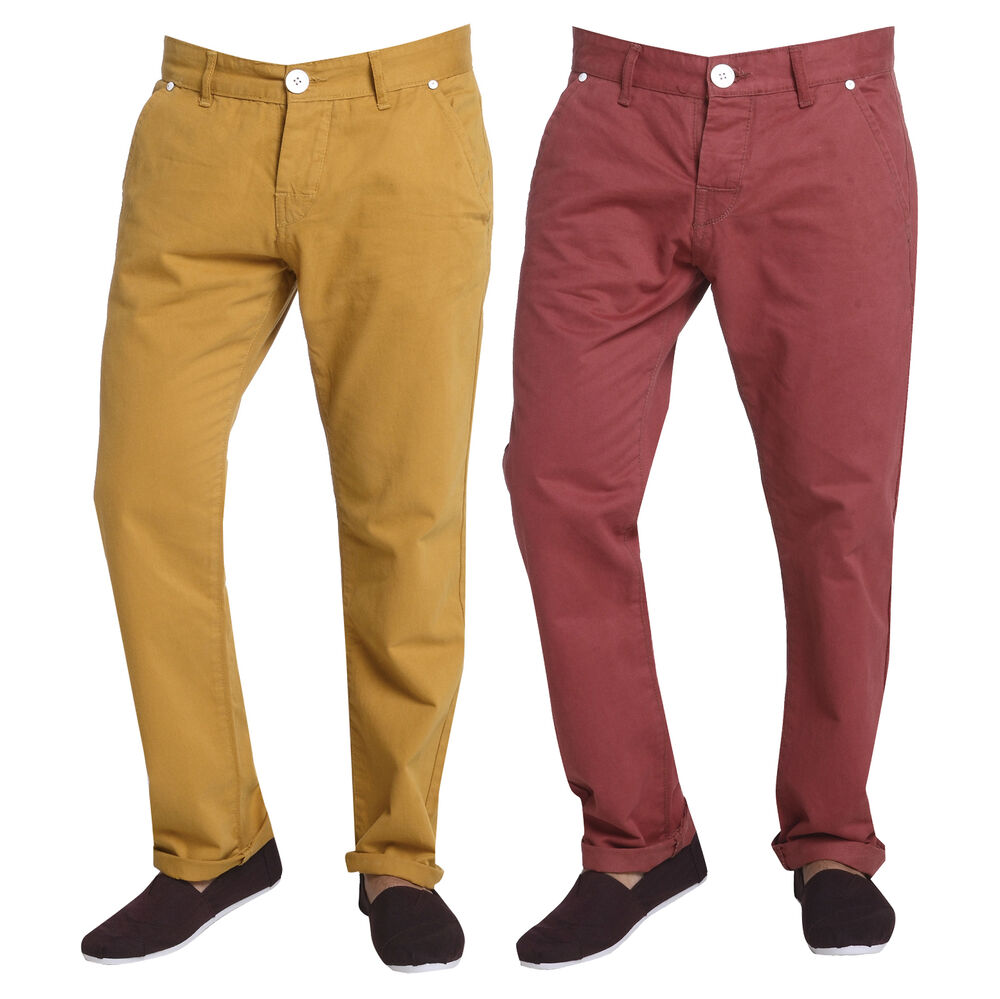 So your pants, these cotton trousers that you're talking about, they could be using a low-grade cotton. And so, cotton is usually grade by the cleanliness and the length of the fiber. Lower grade cotton is commonly used in trousers, especially ones that, well, they are not just very good ones made from a .
