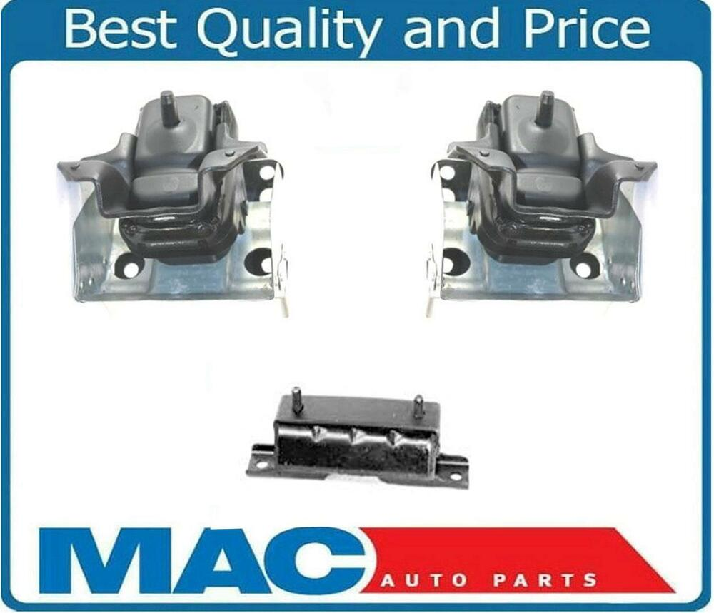 Cadillac chevrolet gmc 2007 2011 4x4 engine and for Cadillac escalade motor mount