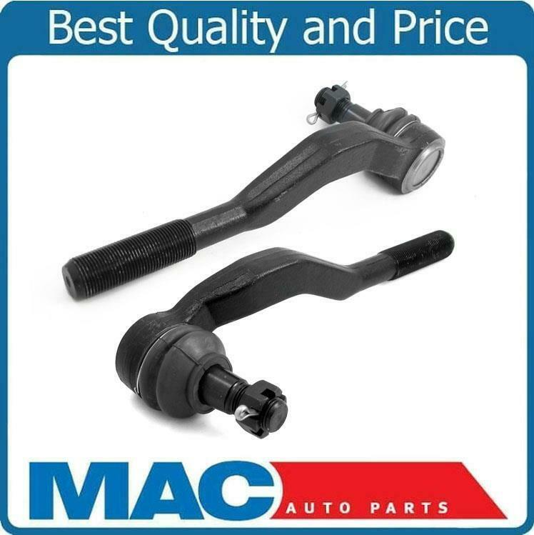 1995-2004 Toyota Tacoma 4x4 (2) Outer Tie Rod Rods Ends