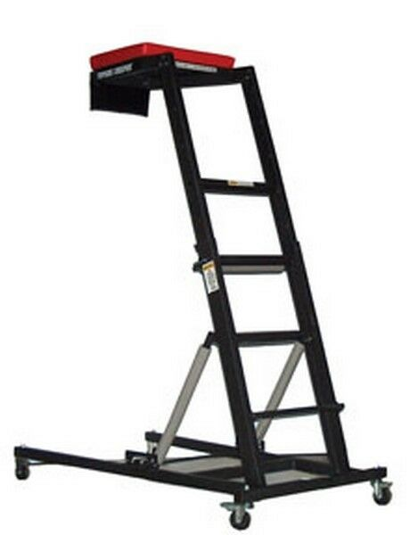 Topside Creeper Step Ladder Bing Images