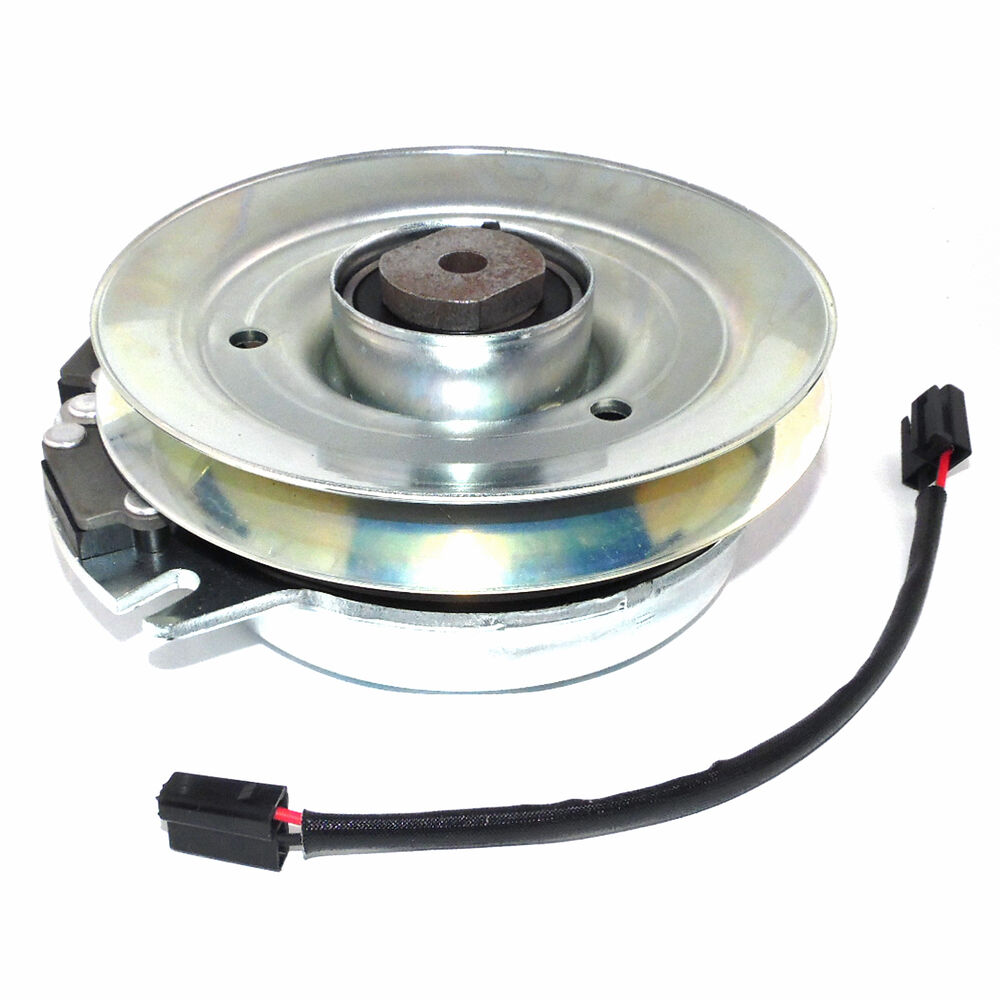 Rotor Electric Clutch : Rotary pto clutch compatible with exmark