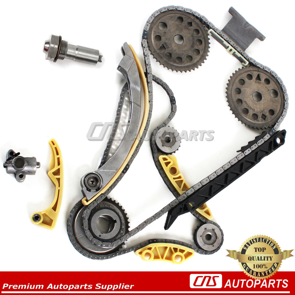 Ref 9 4201s For 00 11 2 0 2 2 2 4 Gm Timing Chain Kit W