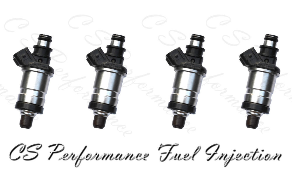 flow matched fuel injector set for 1996
