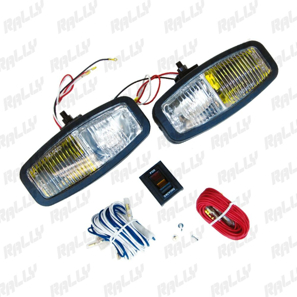 252 New Blazer Auxiliary Dual Fog    Driving Light Kit