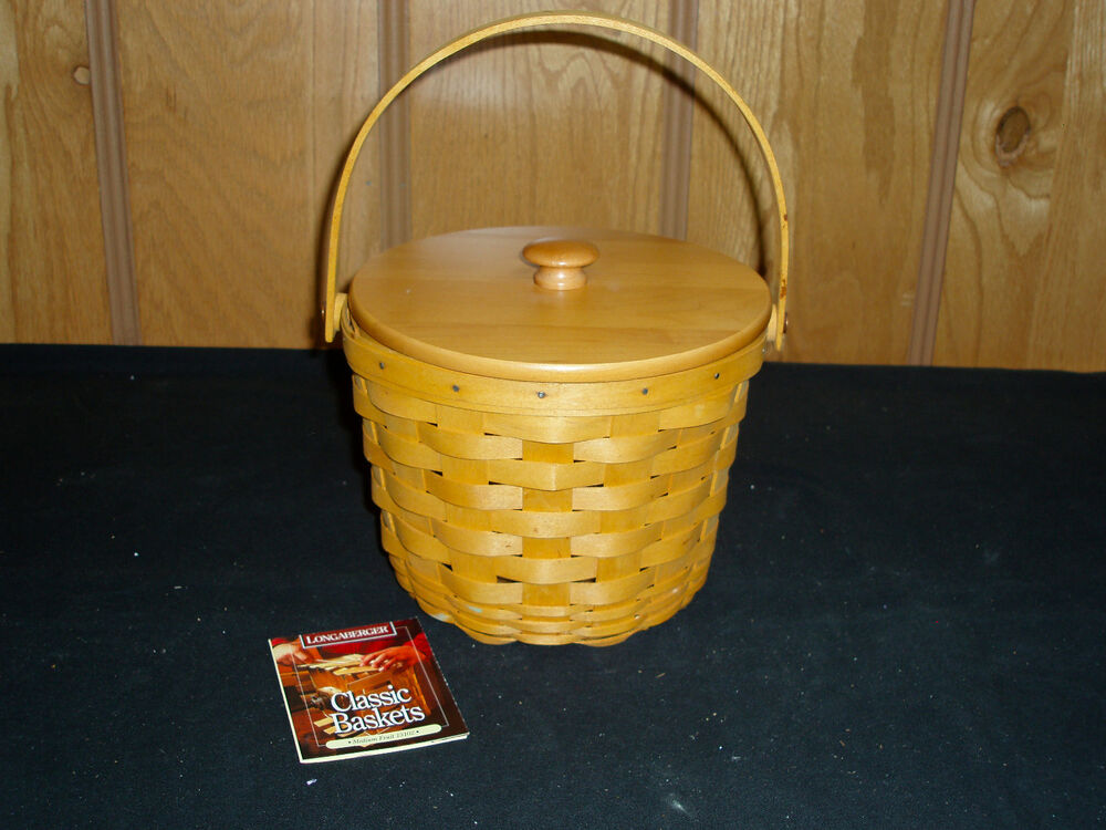 Longaberger medium fruit basket set ebay Longaberger baskets for sale