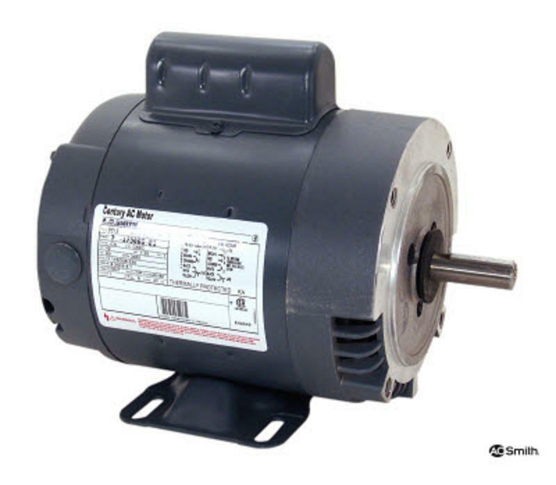 C235 1 3 hp 1725 rpm new ao smith electric motor ebay for 1 3 hp motor