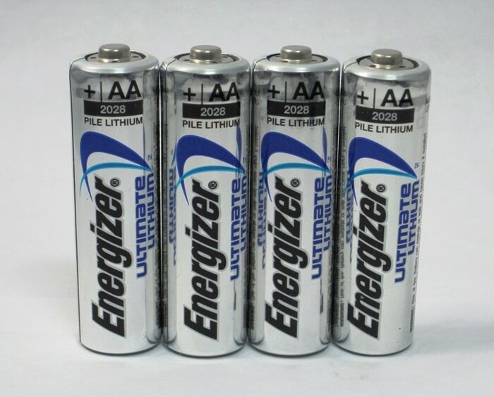 energizer ultimate lithium aa batteries expires 2036 x 4. Black Bedroom Furniture Sets. Home Design Ideas