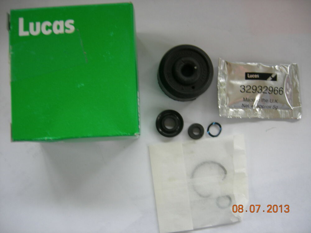 lotus elan lucas brake master cylinder repair kit 65 69. Black Bedroom Furniture Sets. Home Design Ideas
