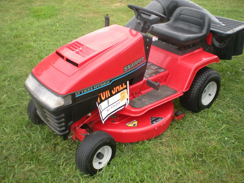 Snapper Mower Transmission : Snapper riding mower hydro transmission ebay
