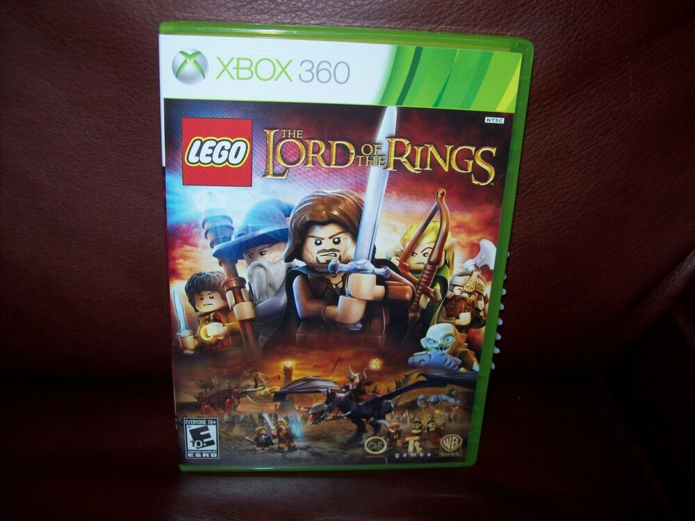 Lord Of The Rings Xbox One X