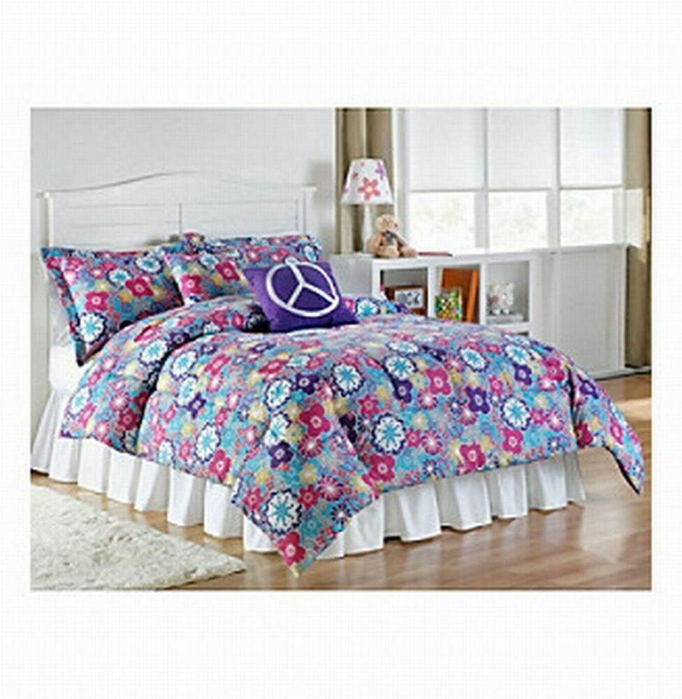 Living Quarters Microfiber Twin Twin Xl Bed Comforter Set