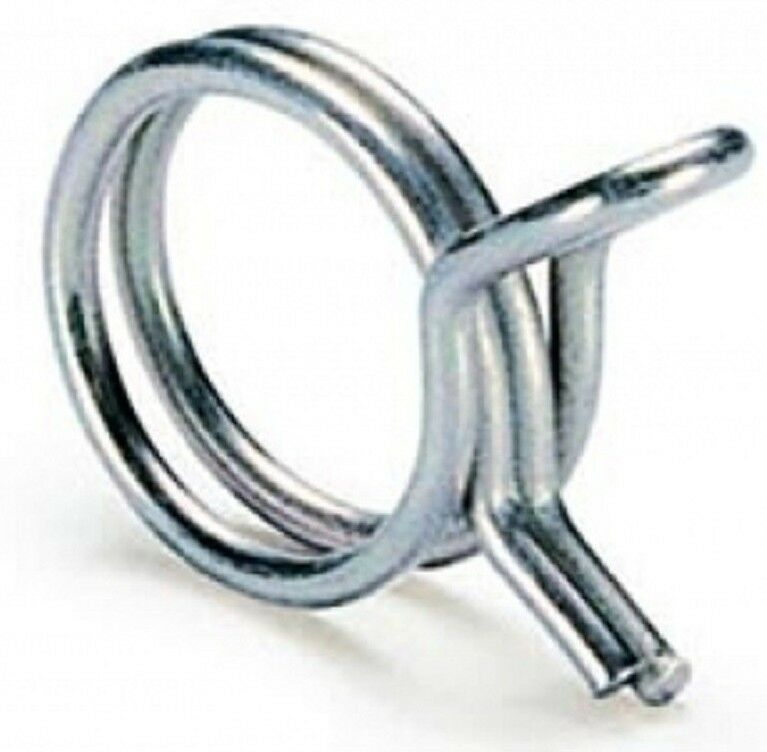 Mikalor Double Wire Spring Band Type Fuel Hose Clips