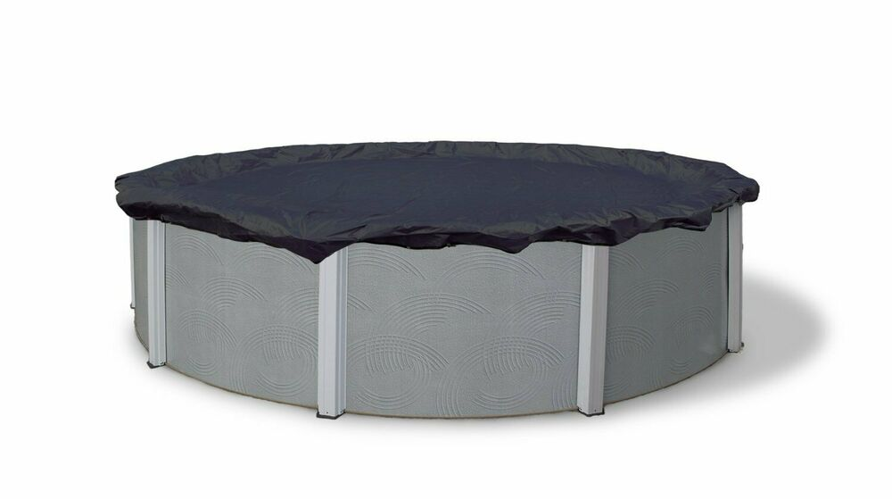 Winter Mesh Pool Cover Above Ground 24 Ft Round Swimming
