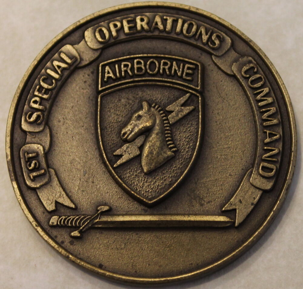 us army coin operations