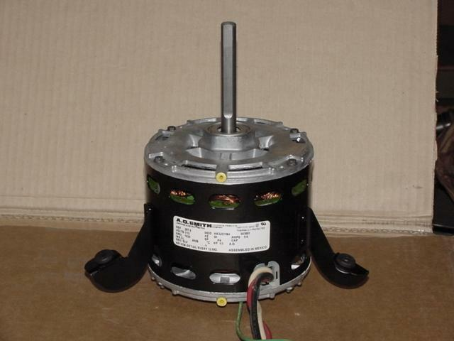 Ao smith ha3j031n 503881 1 3 hp electric motor 115 volt for One horsepower electric motor