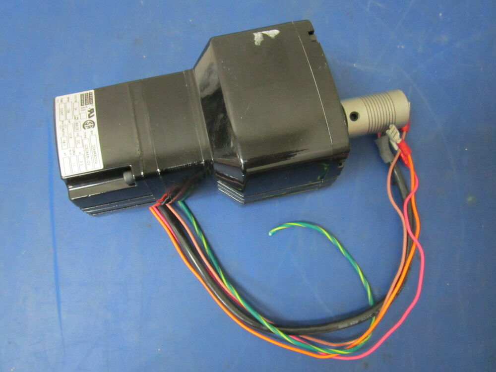 Bodine electric 24v 3 3a 139 rpm 1 16 hp dc motor for 3 hp dc electric motor