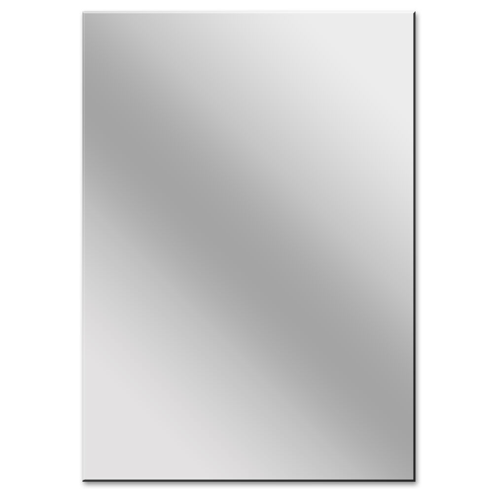 A3 Acrylic Silver Mirror Perspex Sheet 3mm Plastic Panel