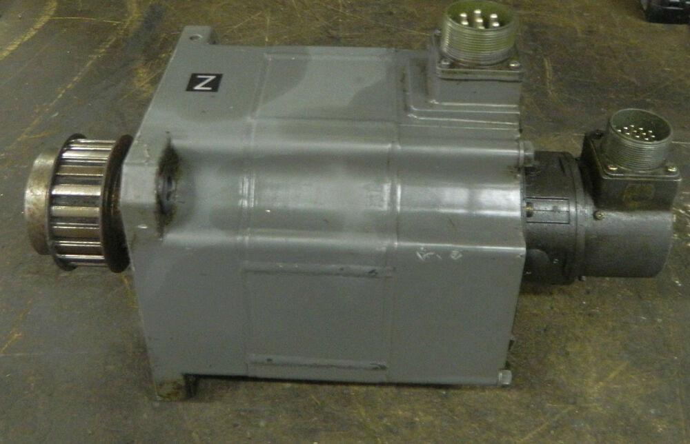Mitsubishi Ac Servo Motor Ha100cs W Encoder 120 Day