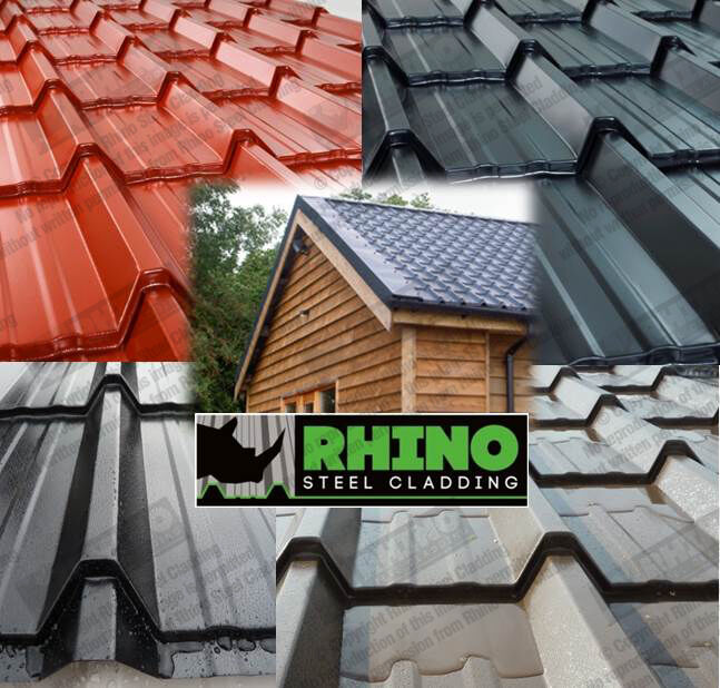 Roofing Sheets For Log Cabins Summer Houses Amp Mobile