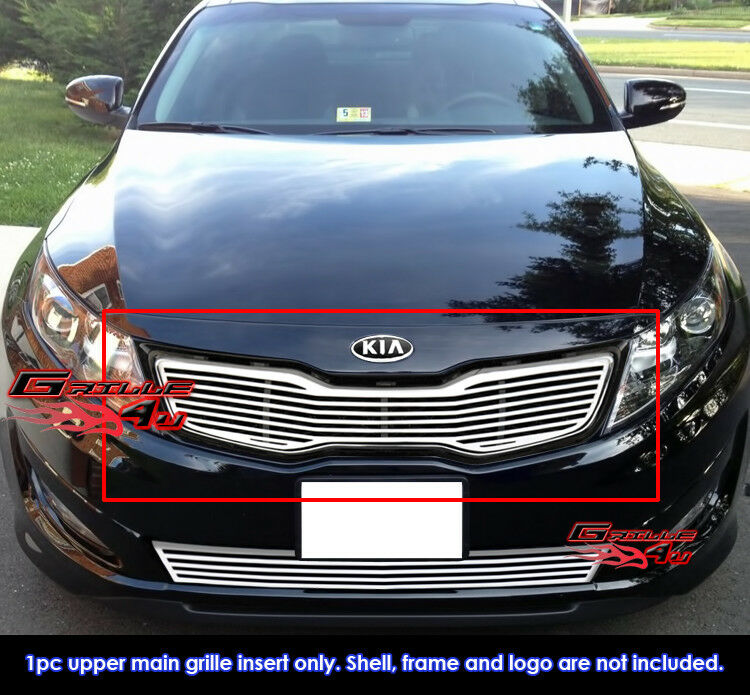 fits kia optima sx ex hybrid optima hybrid perimeter grill fits 2011 2014 ebay. Black Bedroom Furniture Sets. Home Design Ideas