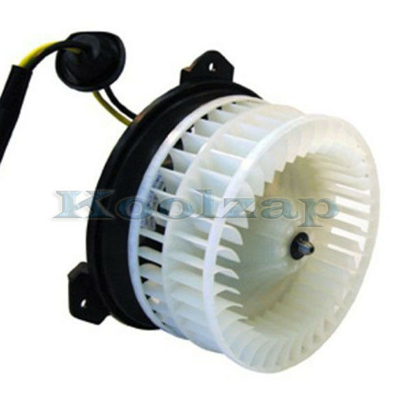 98 04 intrepid 300m front heater ac a c condenser blower for Home ac blower motor